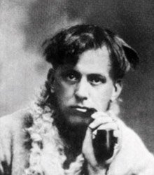 Aleister Crowley 1906