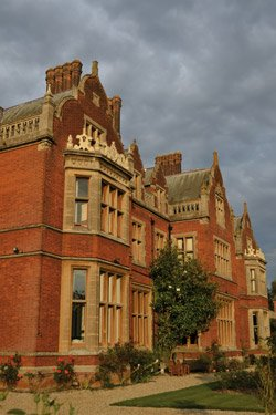 Das Arthur Findlay College (Stansted Hall)
